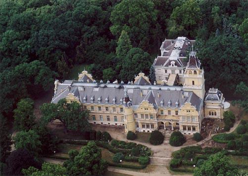 wenckheim kastély
